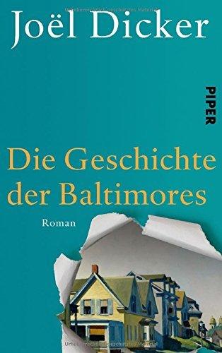 Rezension zu »Die Geschichte der Baltimores« von Joël Dicker