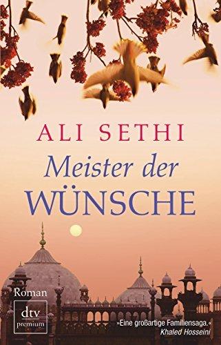 Leseeindruck zu »Meister der Wünsche« von Ali Sethi