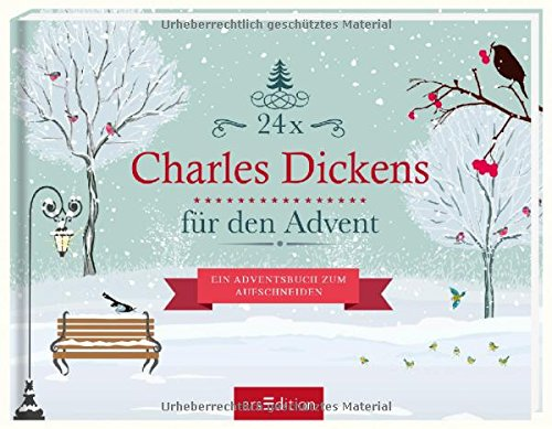 30.10.2017 01:16:  arsEdition [Hrsg.] 24 x Charles Dickens für den Advent
