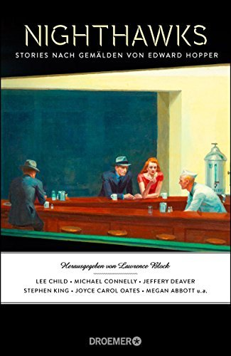 Rezension zu »Nighthawks: Stories nach Gemälden von Edward Hopper« von Lawrence Block [Hrsg.]