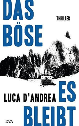 12.04.2018 23:16: Luca D'Andrea Das Böse, es bleibt