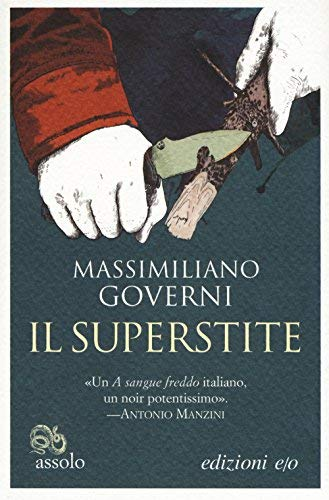 Massimiliano Governi: »Il superstite« auf Bücher Rezensionen