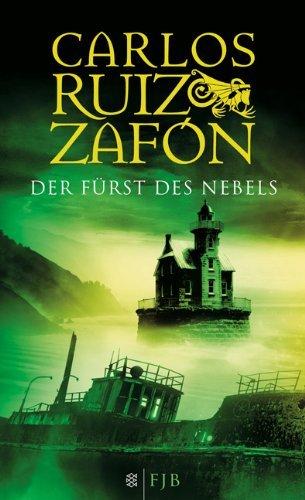 Rezension zu »Der Fürst des Nebels« von Carlos Ruiz Zafón