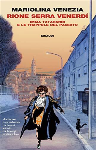 Rezension zu »Rione Serra Venerdì« von Mariolina Venezia