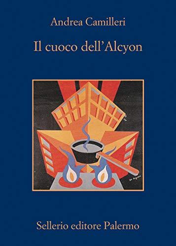 Rezension zu »Il cuoco dell'Alcyon« von Andrea Camilleri