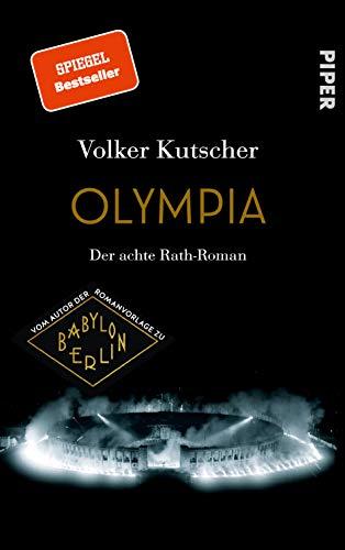 Volker Kutscher: »Olympia – Der achte Rath-Roman«