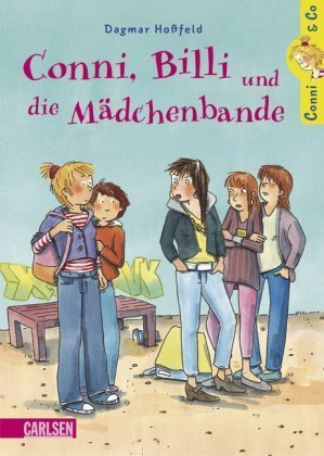 Leseeindruck zu »Conni, Billi und die Mädchenbande (Conni & Co., Band 5)«