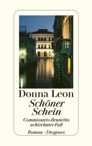 Rezension zu »Schöner Schein« von Donna Leon