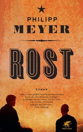 Rezension zu »Rost«