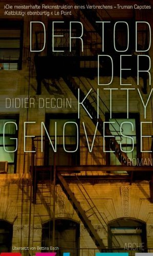 Rezension zu »Der Tod der Kitty Genovese«