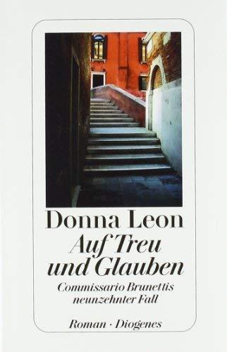 Rezension zu »Auf Treu und Glauben« von Donna Leon