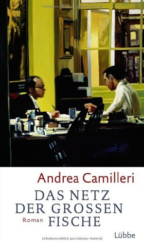 Andrea Camilleri: »Das Netz der großen Fische« auf Bücher Rezensionen