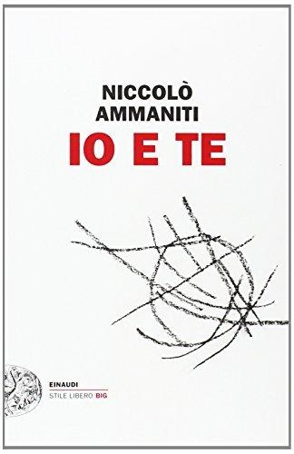 Rezension zu »Io e te« von Niccolò Ammaniti