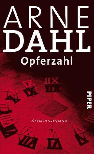Rezension zu »Opferzahl« von Arne Dahl