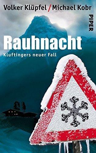 Leseeindruck zu »Rauhnacht: Kluftingers neuer Fall« von Volker Klüpfel / Michael Kobr