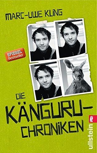 Leseeindruck zu »Die Känguru Chroniken: Ansichten eines vorlauten Beuteltiers« von Marc-Uwe Kling