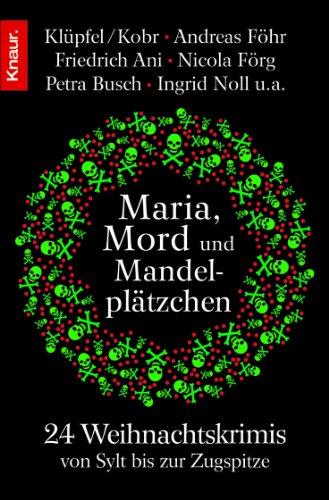Rezension zu »Maria, Mord und Mandelplätzchen« von Michelle Stöger