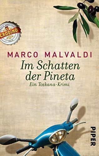 Marco Malvaldi: »Im Schatten der Pineta: Ein Toskana-Krimi« auf Bücher Rezensionen