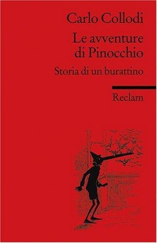Rezension zu »Le avventure di Pinocchio« von Carlo Collodi