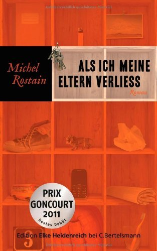 Rezension zu Michel Rostain: �Als ich meine Eltern verlie߫