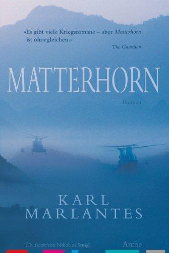 Rezension zu »Matterhorn« von Karl Marlantes