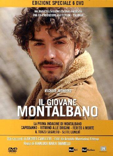Rezension zu »Übersicht Filmserie Il giovane Montalbano«