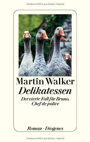 Rezension zu »Delikatessen« von Martin Walker