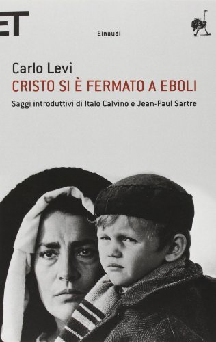 Rezension zu »Cristo si è fermato a Eboli« von Carlo Levi