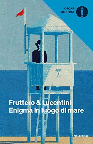 Carlo Fruttero: »Enigma in luogo di mare« auf Bücher Rezensionen