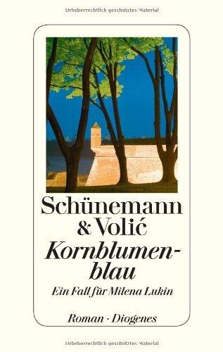 Rezension zu »Kornblumenblau« von Christian Schönemann und Jelena Volic