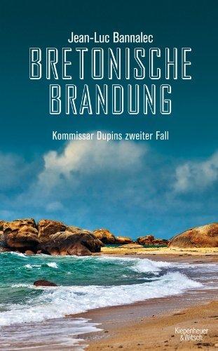 Rezension zu »Bretonische Brandung« von Jean-Luc Bannelec