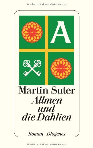 Rezension zu »Allmen und die Dahlien« von Martin Suter