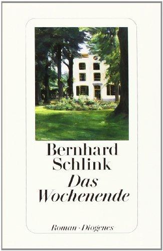 Rezension zu »Das Wochenende« von Bernhard Schlink
