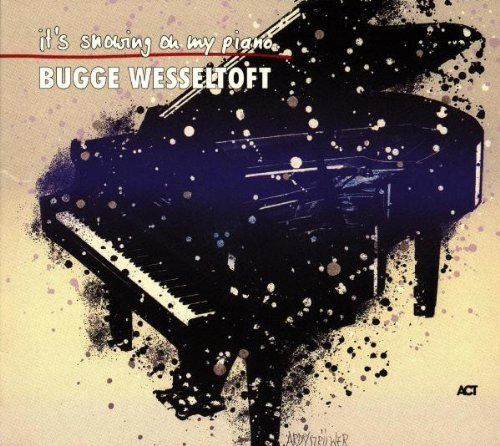 Rezension zu »It's snowing on my piano« von Bugge Wesseltoft