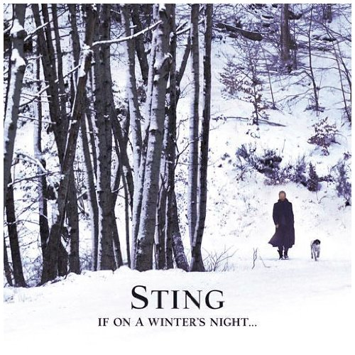 Rezension zu »If on a Winter's Night« von  Sting