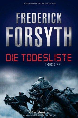 Rezension zu »Die Todesliste« von Frederick Forsyth