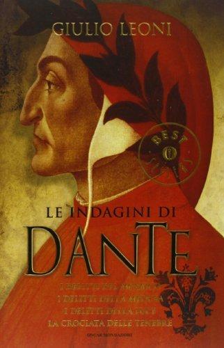 Rezension zu »Le indagini di Dante | Dante und das Mosaik des Todes« von Giulio Leoni