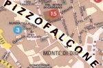 Stadtplan Napoli: Pizzofalcone
