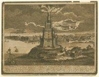 Pharos von Alexandria (ca. 280 v. Chr.) (aus R.G. Grant: »Wächter der See«, S. 23)