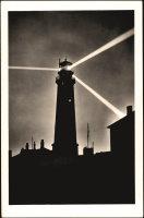 Leuchtturm auf Helgoland (1902) (aus R.G. Grant: »Wächter der See«, S. 35)