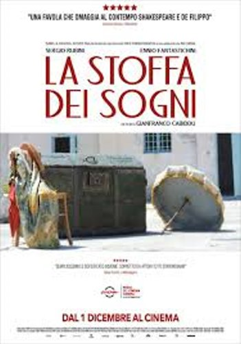 Gianfranco Cabiddu: »La stoffa dei sogni«