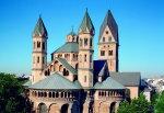 Die großen romanischen Kirchen in Köln: Sankt Aposteln – © Florian Monheim