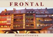 Wandkalender Frontal – Häuserfronten: Cover