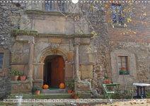 Wandkalender Frontal – Häuserfronten: Oktober