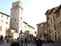 Hotel La Cisterna in San Gimignano